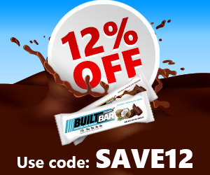 Built Bar: 12% Off* w/ Code: SAVE12