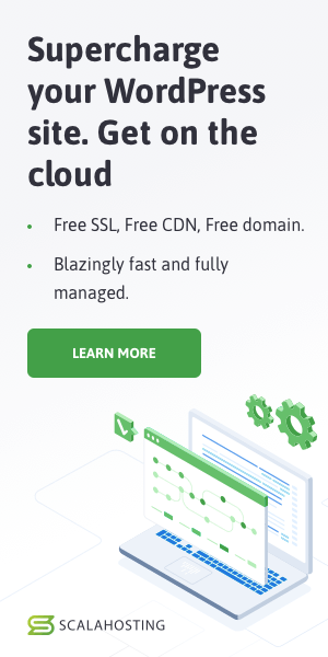 Supercharge your WordPress Site. Get on the Cloud