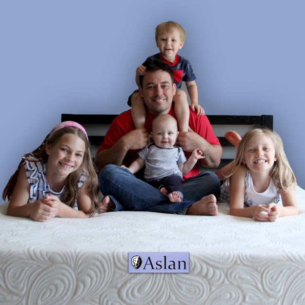 Aslan GEL Memory Foam Mattress