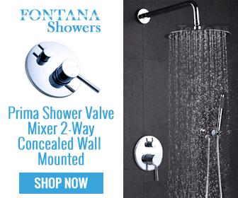 Prima Shower Valve Mixer
