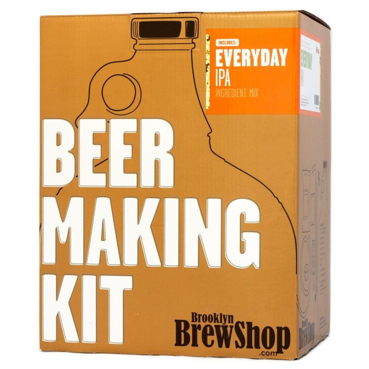 Everyday IPA Beer Making Kit from Brooklyn Brew Shop