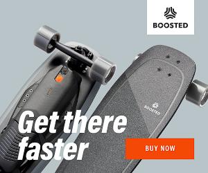 Mini X electronic skateboard
