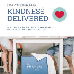 For Purpose Kids Toolkits, Subscription & Products