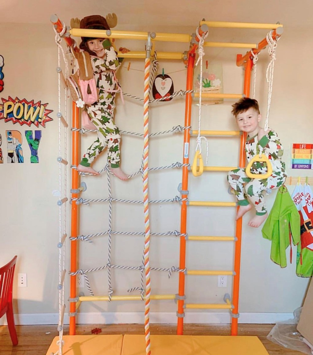 Model W1 Home Play Gym