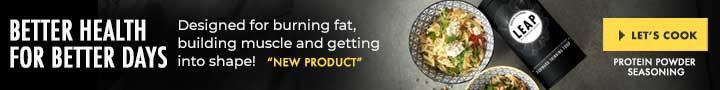 Leap Protein Powder Seasoning
