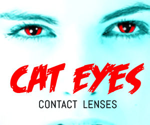 Scary Cat Lenses