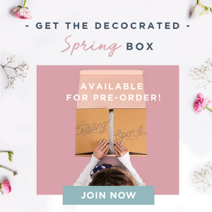 Secure your spot for the Spring 2021 launch before they sell out! Also save 20% on your Quarterly subscription or gift!