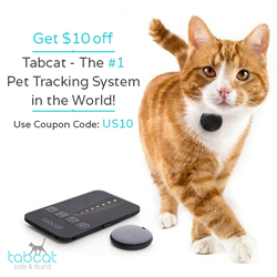Tabcat Pet Tracker