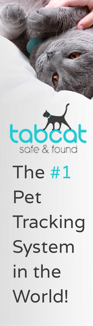 Tabcat Pet Tracker