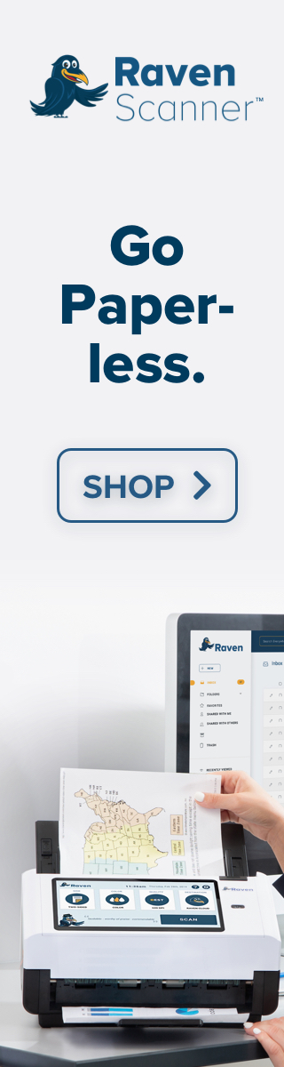 Raven Document Scanners