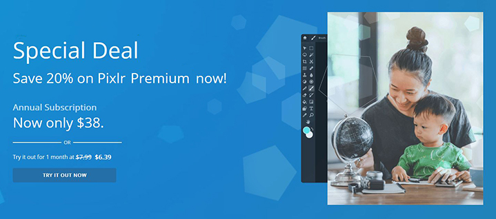 appfoom pixlr review special deal premium photo editor online