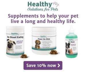 10% off Healthy Solutions for Pets