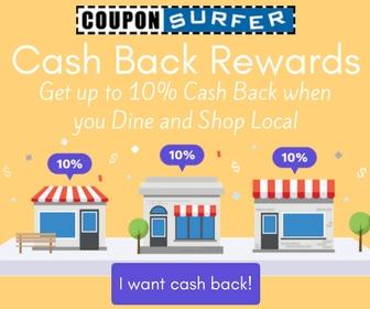 CouponSurfer Cash Back Rewards