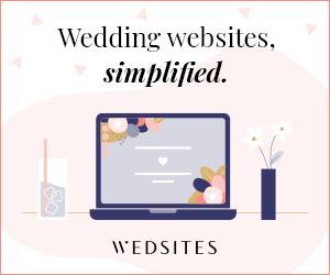 Wedding websites, simplified.