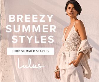 Get Set For Summer at Lulus!
