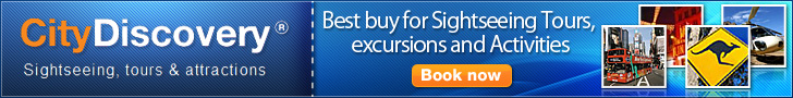 Book Sightseeing Tours, Day trips, Activities and Things to do with City-Discovery.com