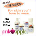 Look and feel your age. Try Palmer's Skin Products.