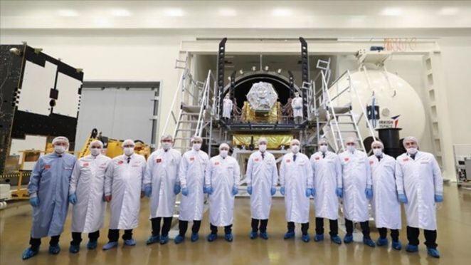 Yer gozlem uydusu İmece-02