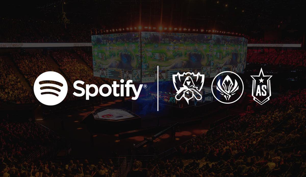 Spotify'ın birinci espor iştiraki: League of Legends 2