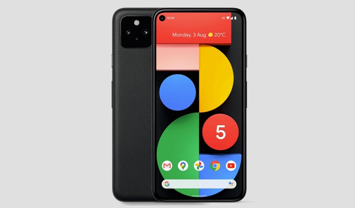 Google Pixel 5 ve Pixel 4a 5G tanıtıldı! İşte özellikleri 2
