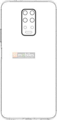 Huawei'den Redmi Note 9 kamerasını andıran tasarım 2