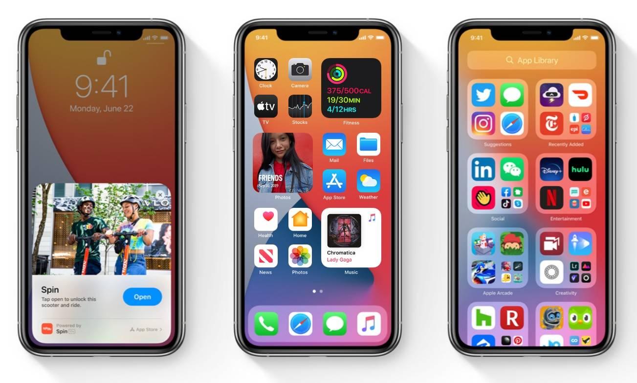 iOS 14 GM çıktı; beklenen sona gelindi! 2