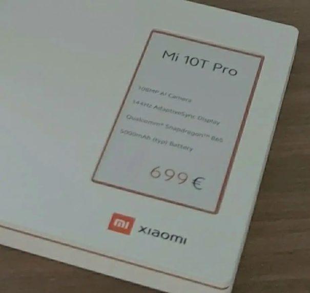 Xiaomi Mi 10T Lite olması beklenen akıllı telefon ortaya çıktı! 3