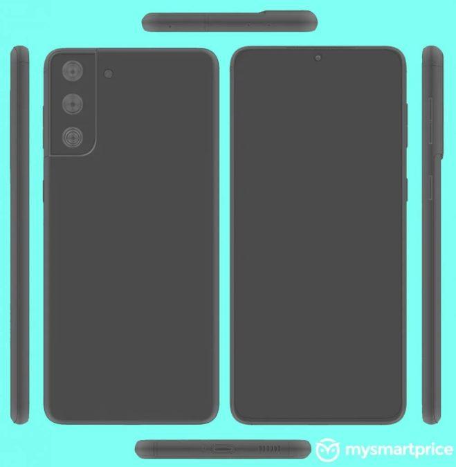 Samsung Galaxy S30 Plus bu biçimde görünecek! 2