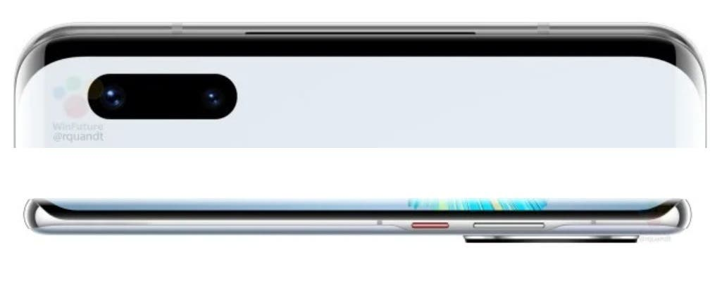Huawei Mate 40 Pro özellikleri sızdırıldı! 4