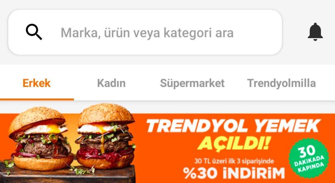 Yemeksepeti'ne rakip: Trendyol Yemek geliyor! 2