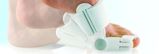 Bunion Aid recommended by podiatrists