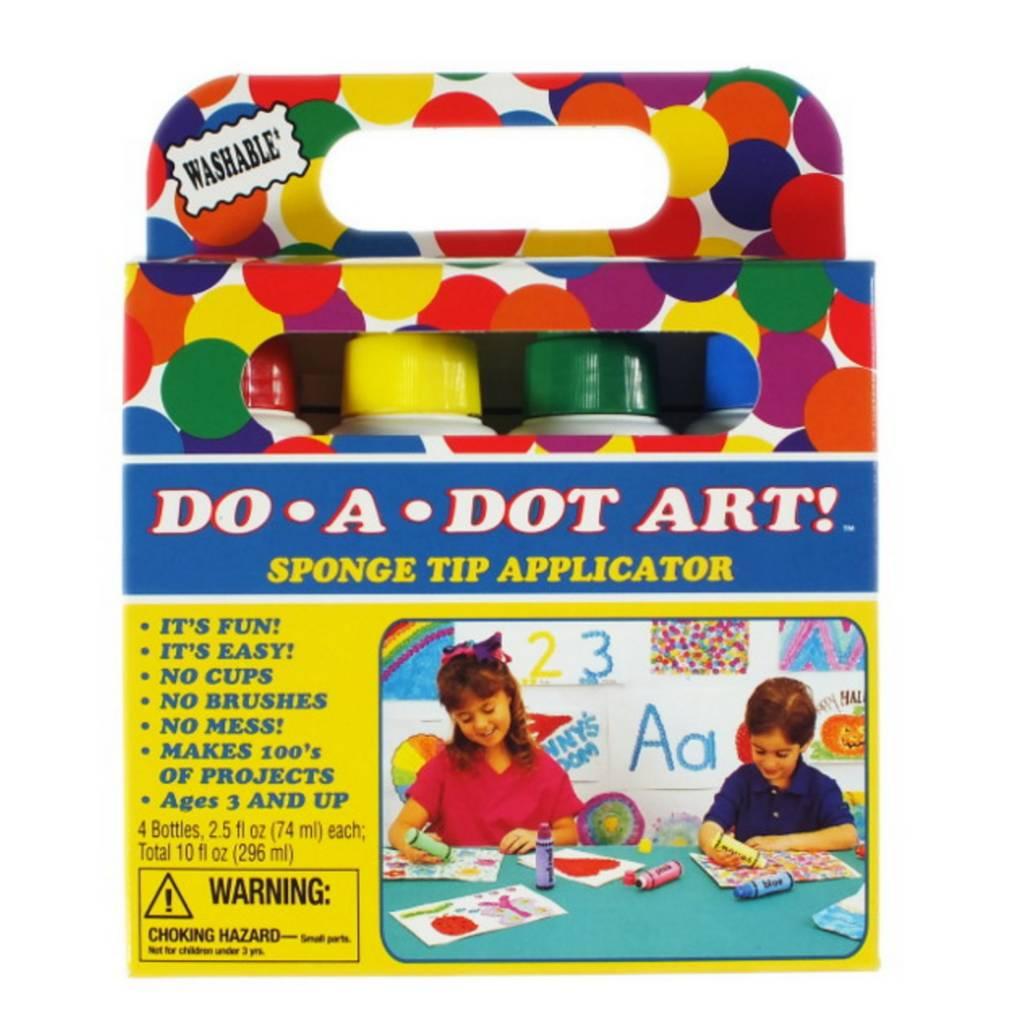 Do A Dot 4 Pack Rainbow