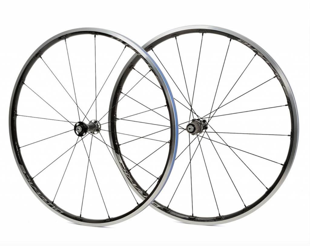 Shimano Shimano Wh R C24 Cl Set 100 130 Qr Wheels W