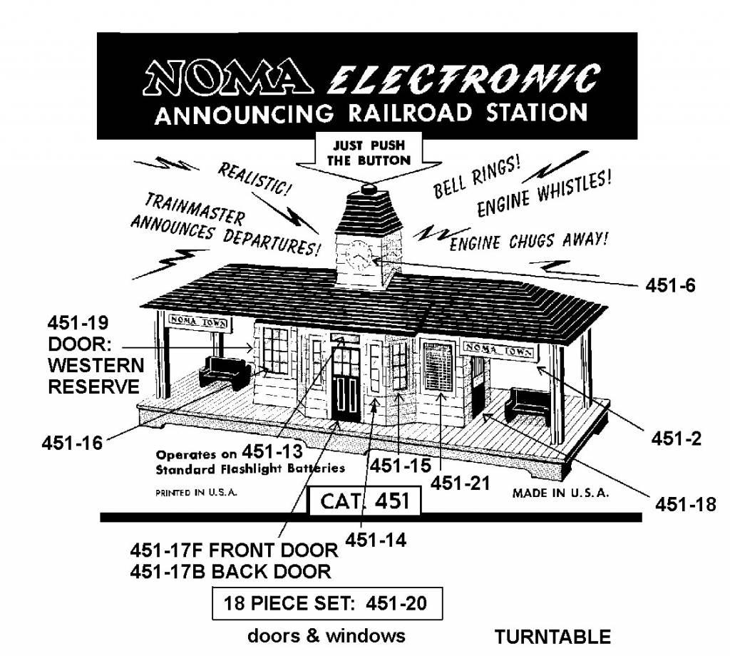 451 20 Doors Amp Windows For Noma Train Station