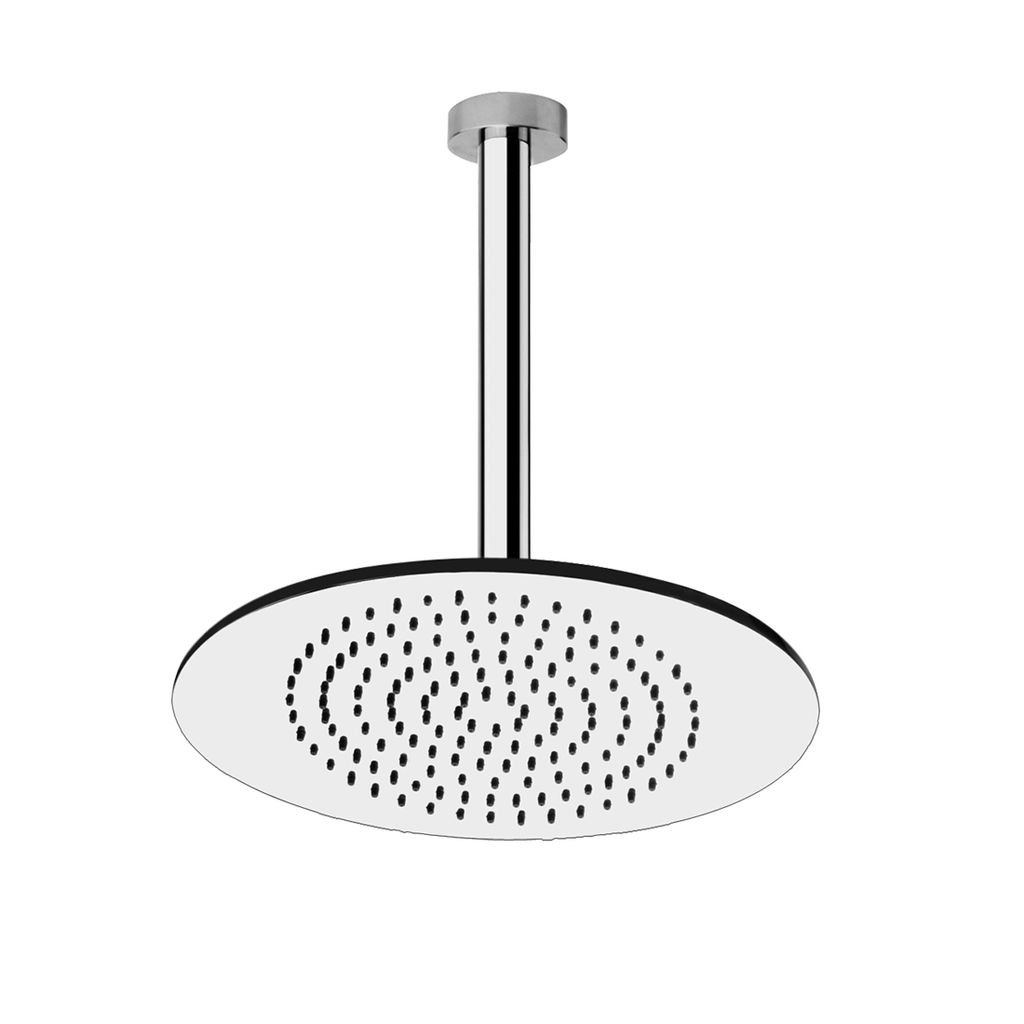 Gessi Ovale Ceiling Mounted Shower Head Chrome