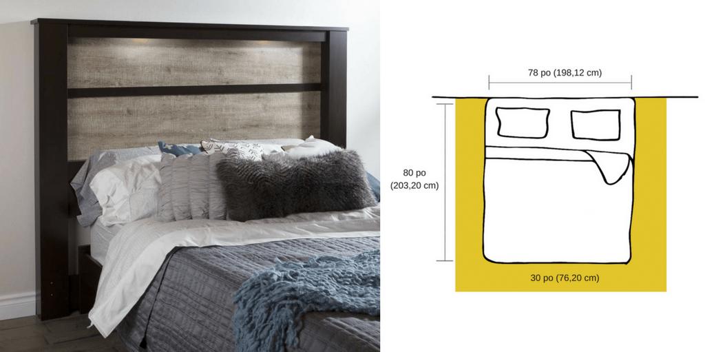 choisir la bonne grandeur de lit