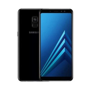 Buy Open Box Samsung Cellphones and Smartphones at Discount Prices     Galaxy A8 32GB Smartphone  Unlocked    Black