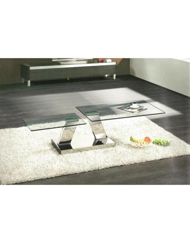 manhattan swivel coffee table - livin style furniture