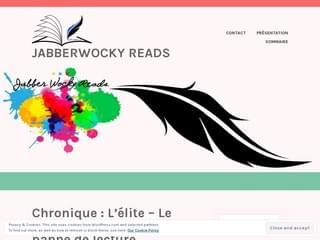 JabberWocky reads