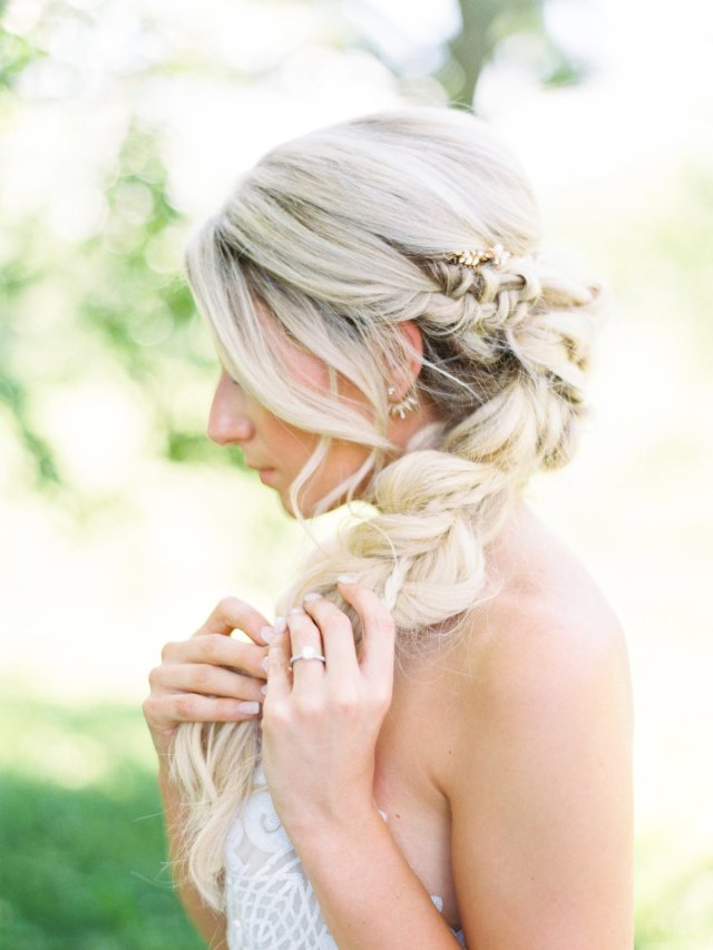 hair by maddie woff | wedding hair stylist