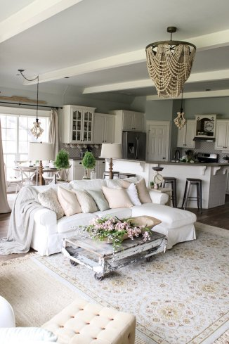 Living Room Ideas Farmhouse