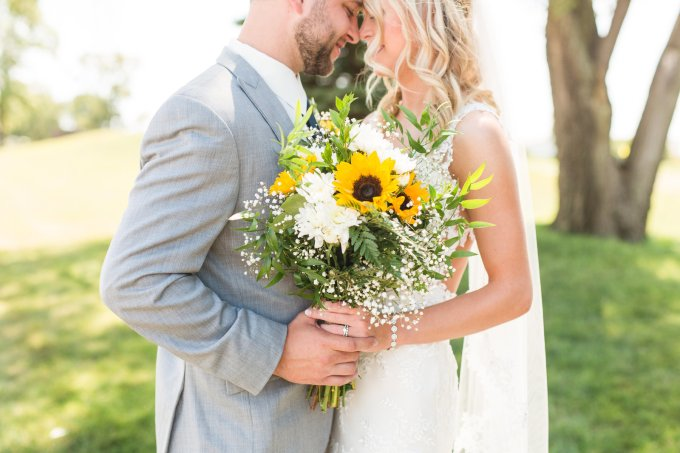 iowa city wedding photography | megan snitker photography