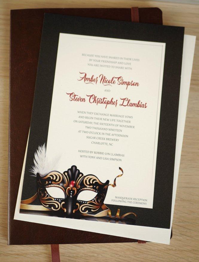Wedding Invitations Jennifer Pellin