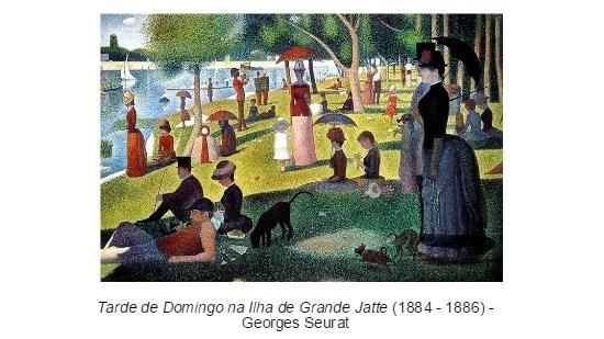 Pontilhismo - Georges Seurat