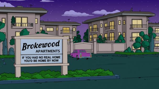 Brokewood Apartments Png