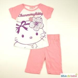 Sun City Pijama Charmy Kitty