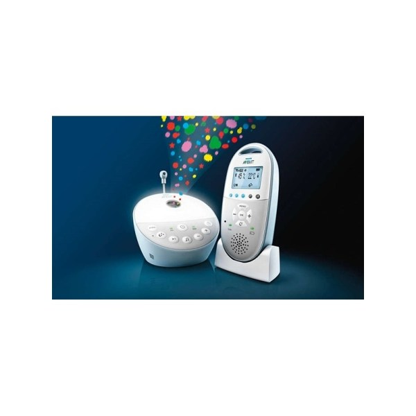 AVENT - Intercomunicador Digital DECT
