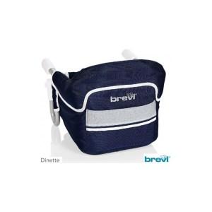 Brevi - Cadeira de Mesa Suspensa Dinette Cinza (Cor 026)
