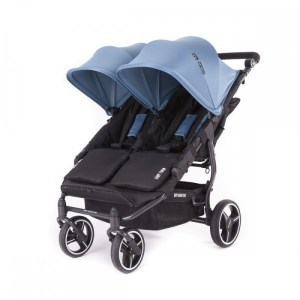 Baby Monsters - Carrinho Easy Twin 3S Atlantic
