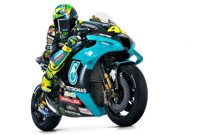 Valentino Rossi - Yamaha Petronas